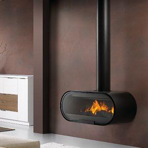 D-8 Llar de foc de disseny