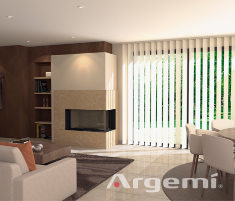 Fireplace cad lateral argemi prefabricatsargemi - Chimeneas modernas ...