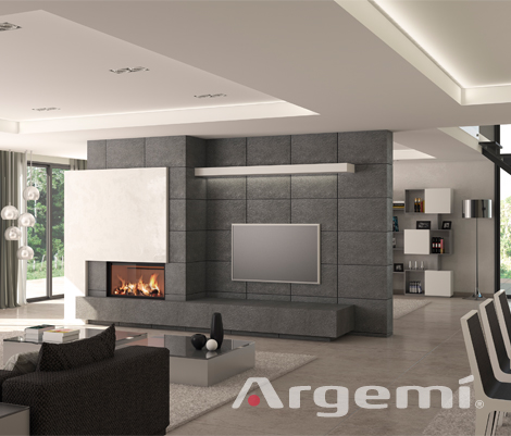 Fireplace pons argemi prefabricatsargemi prefabricats - Fotos de barbacoas de obra ...