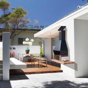 Cannes barbacoa diseño
