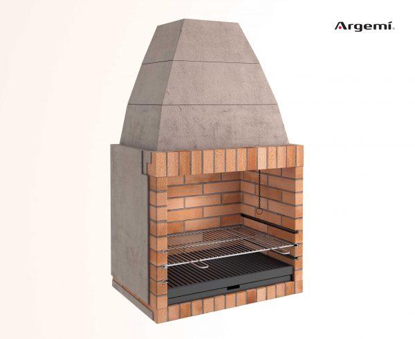 Quito chimenea barbacoa