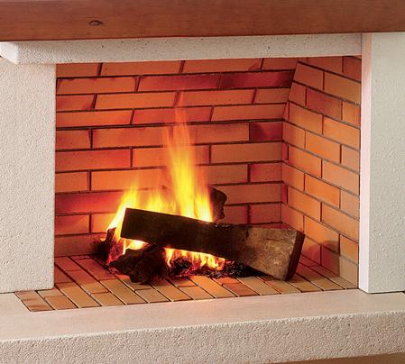 Interiores de refractario para a chimeneas argemi prefabricatsargemi prefabricats - Barbacoas de ladrillo refractario ...